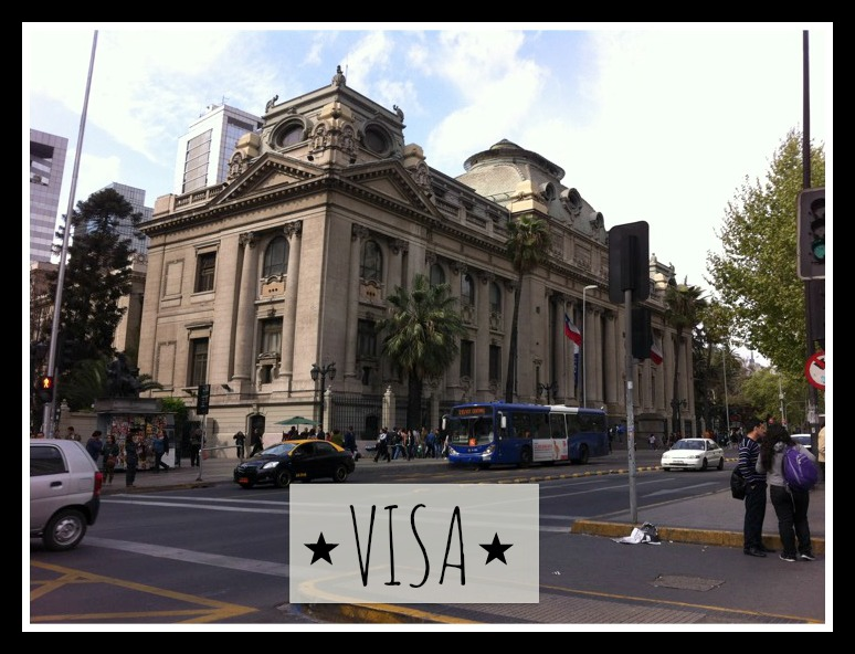 403 VISA SANTIAGO