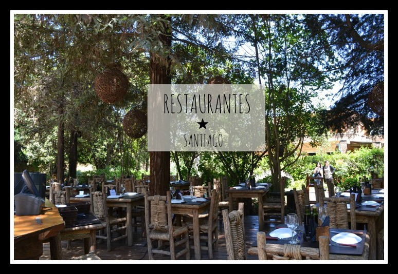 408 RESTAURANTES SANTIAGO