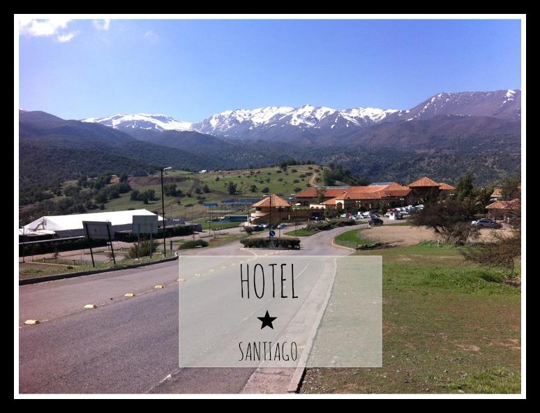 418 HOTEL SANTIAGO
