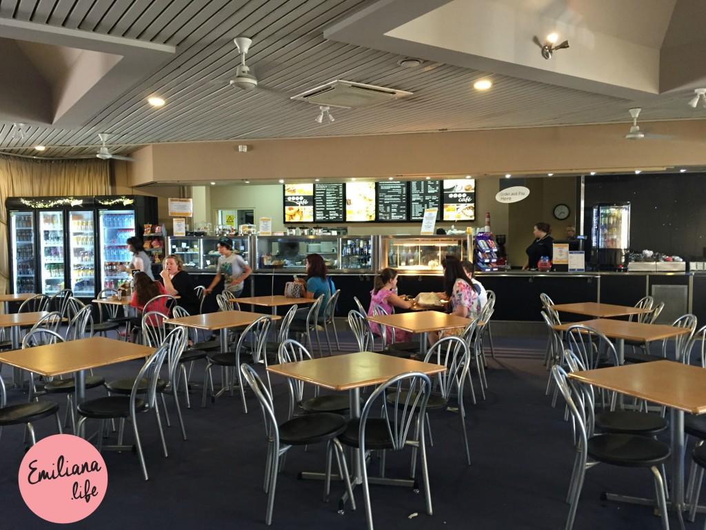11 cafeteria aquarium
