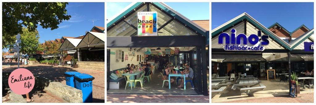 13 restaurantes sorento quay