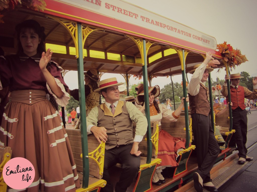 45 street transportation magic kingdom