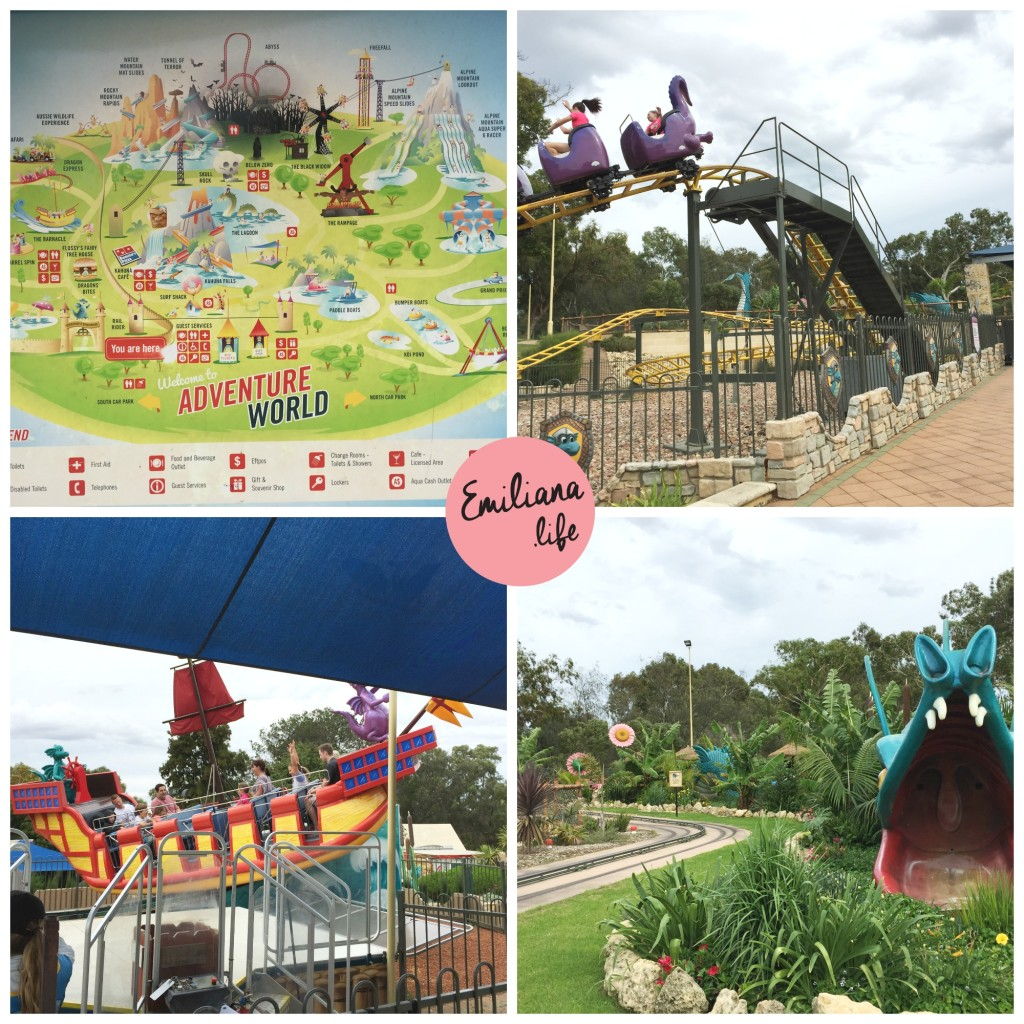 62 mapa parque adventure world