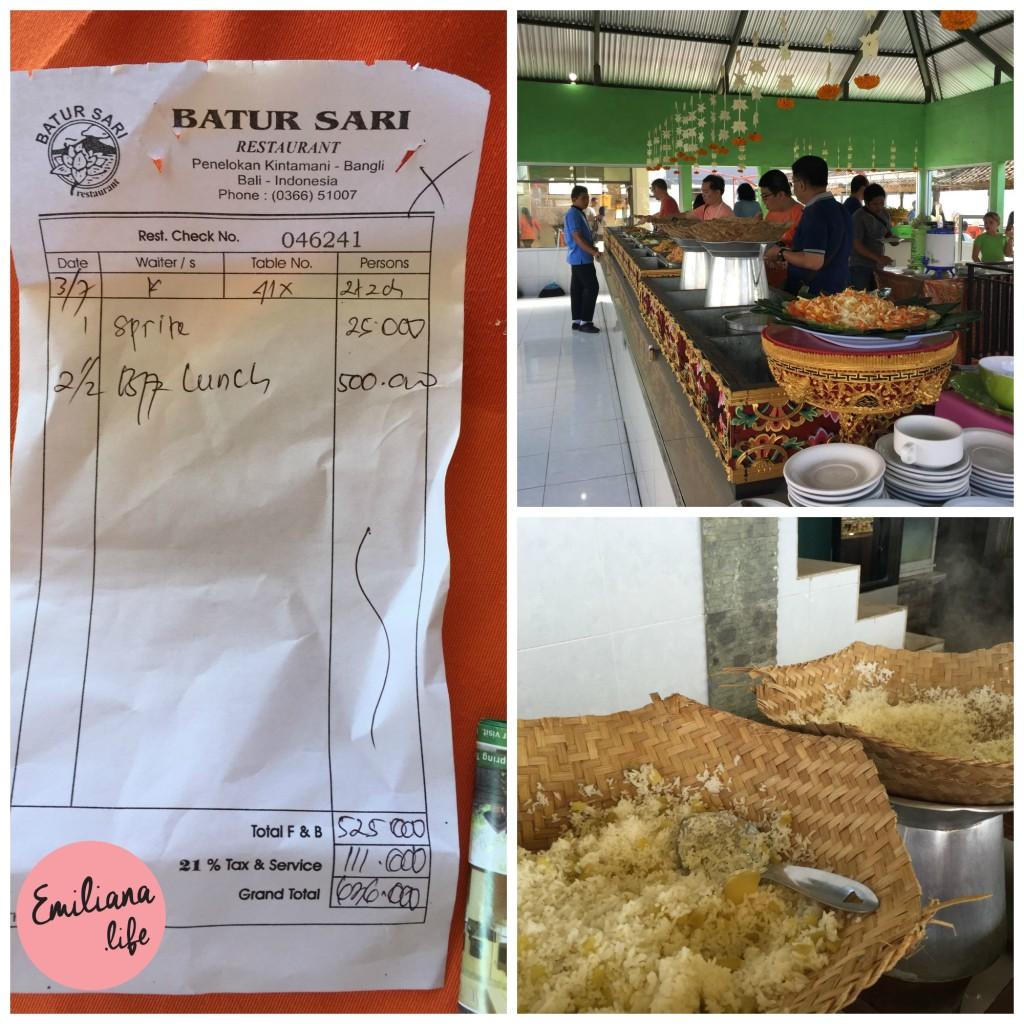 74 restaurante batur sari conta