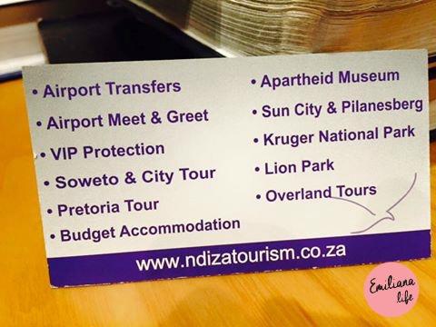 102 cartao turismo africa