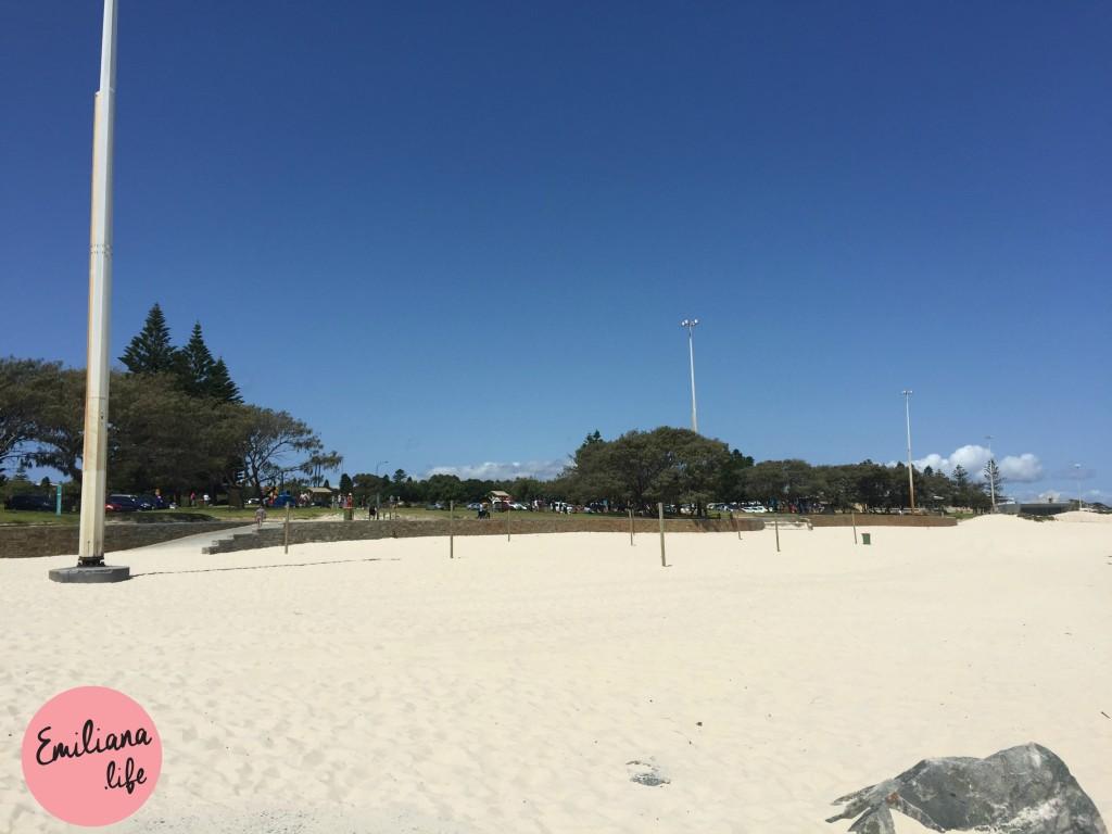 14 city beach parque