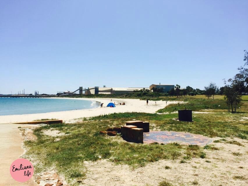 40 kwinana praia logo