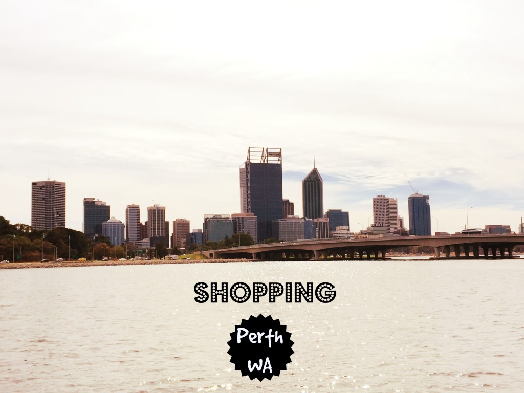 01 shopping perth wa