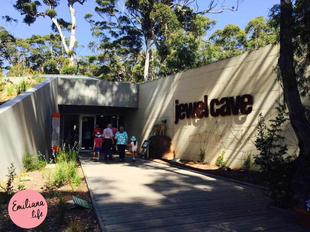 206 porta entrada jewel cave
