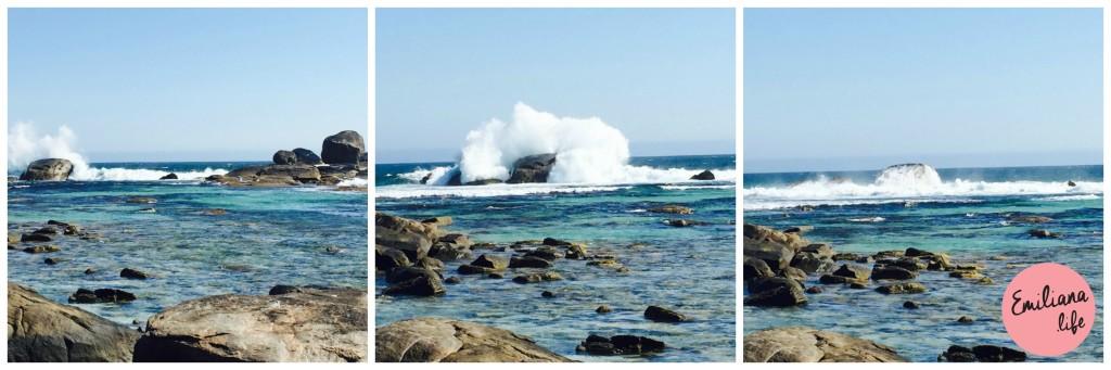 212 red gate beach agua pedra