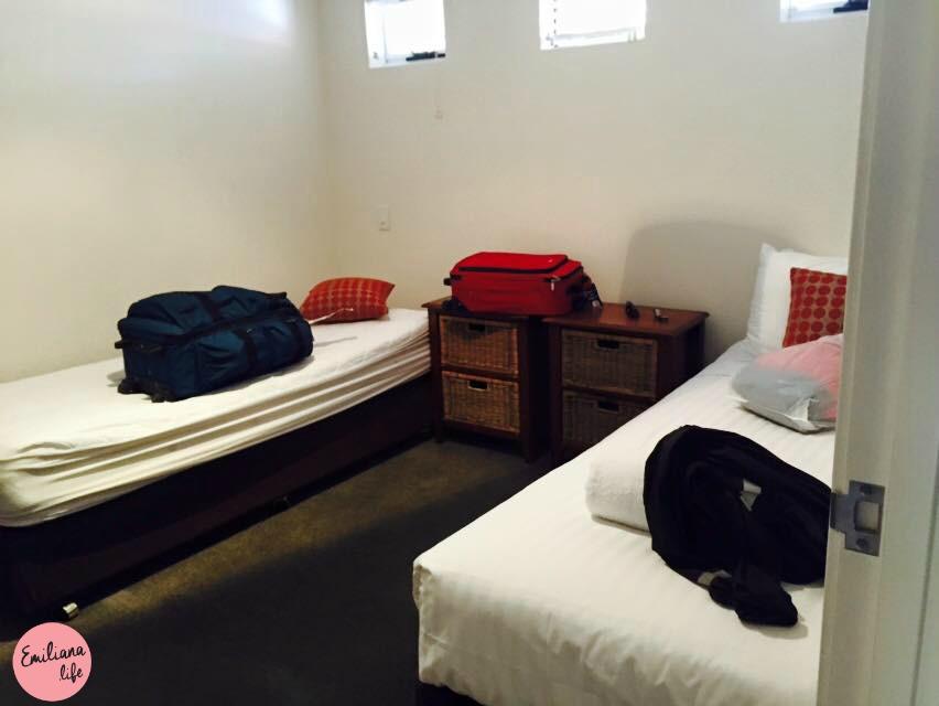 311 quarto 2 cama solteiro prideaus