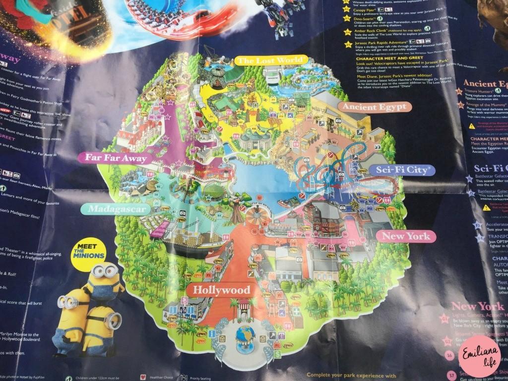 630 mapa universal studios singapore
