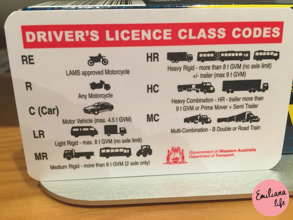 670 driver license class codes