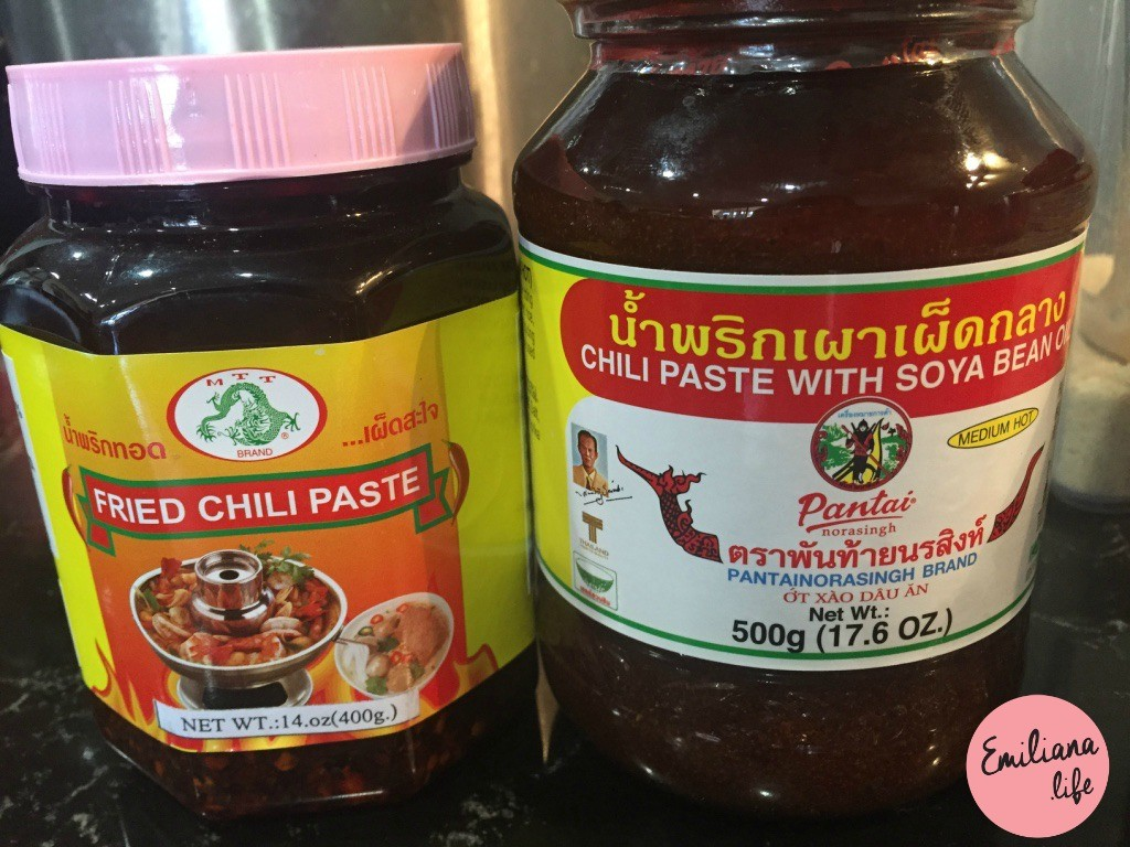 687 molhos thai chili paste