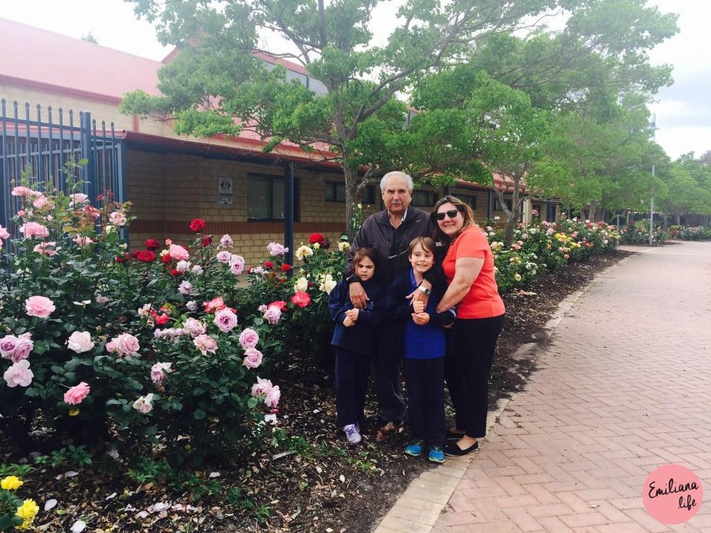 735 familia porta escola