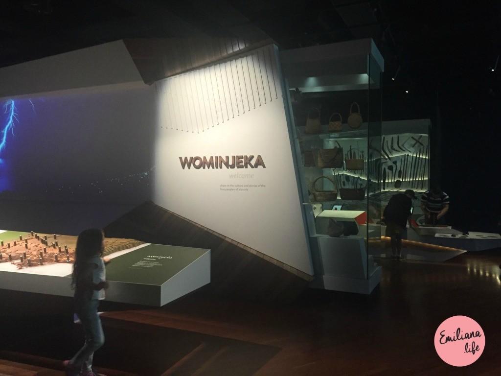 46 wominjeka melbourne museum
