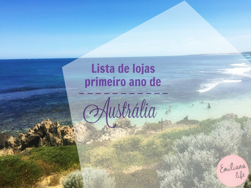852 lista lojas australia
