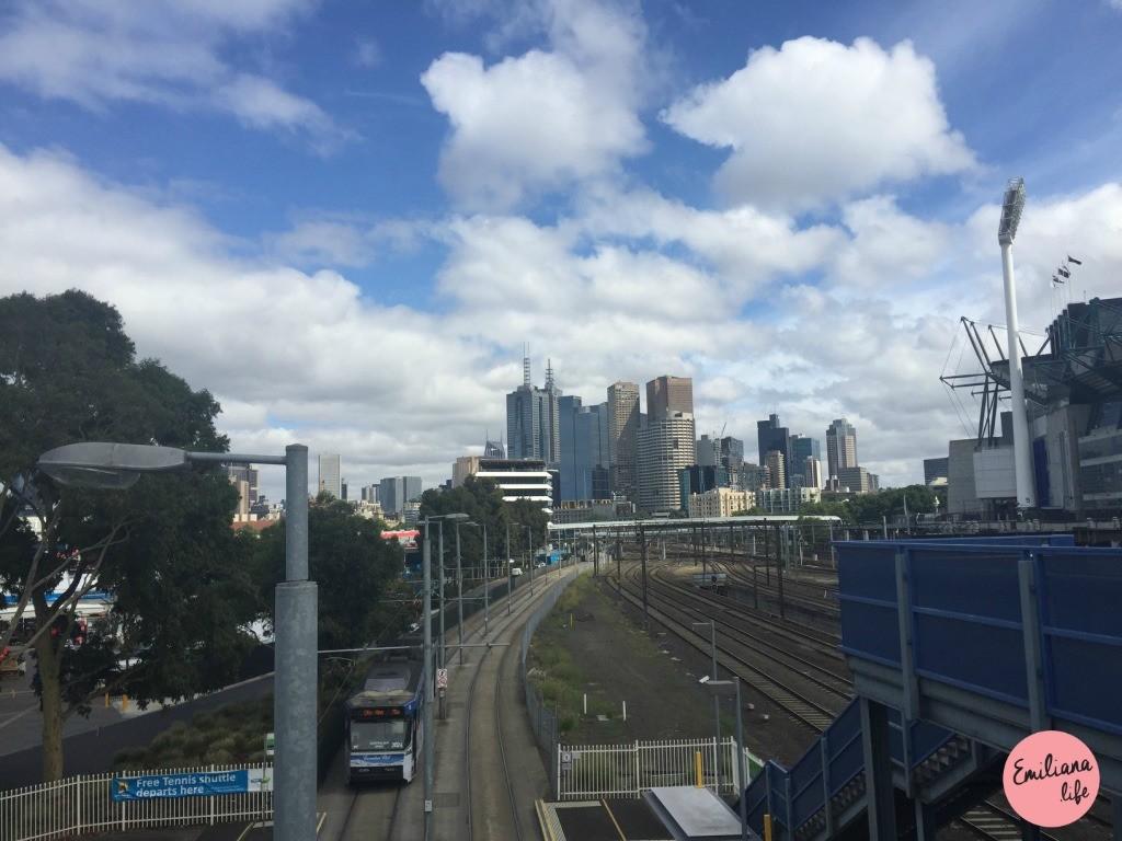 100 Melbourne trem