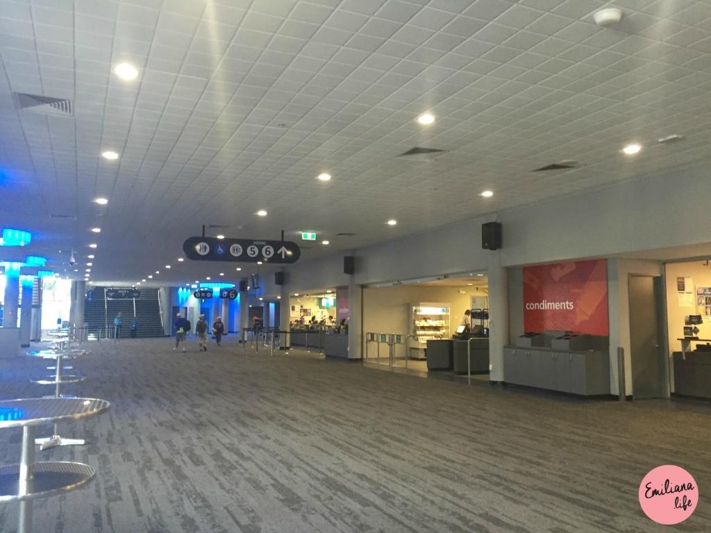 103 inside hisense arena