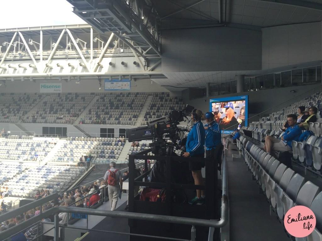 107 tv hisense arena