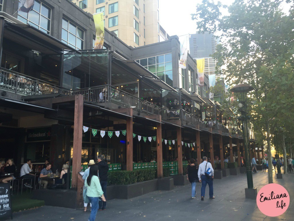 131 porta restaurante yarra river