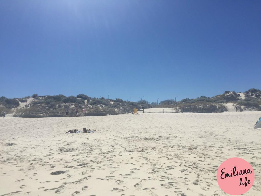 246 mullallo beach areia e mato