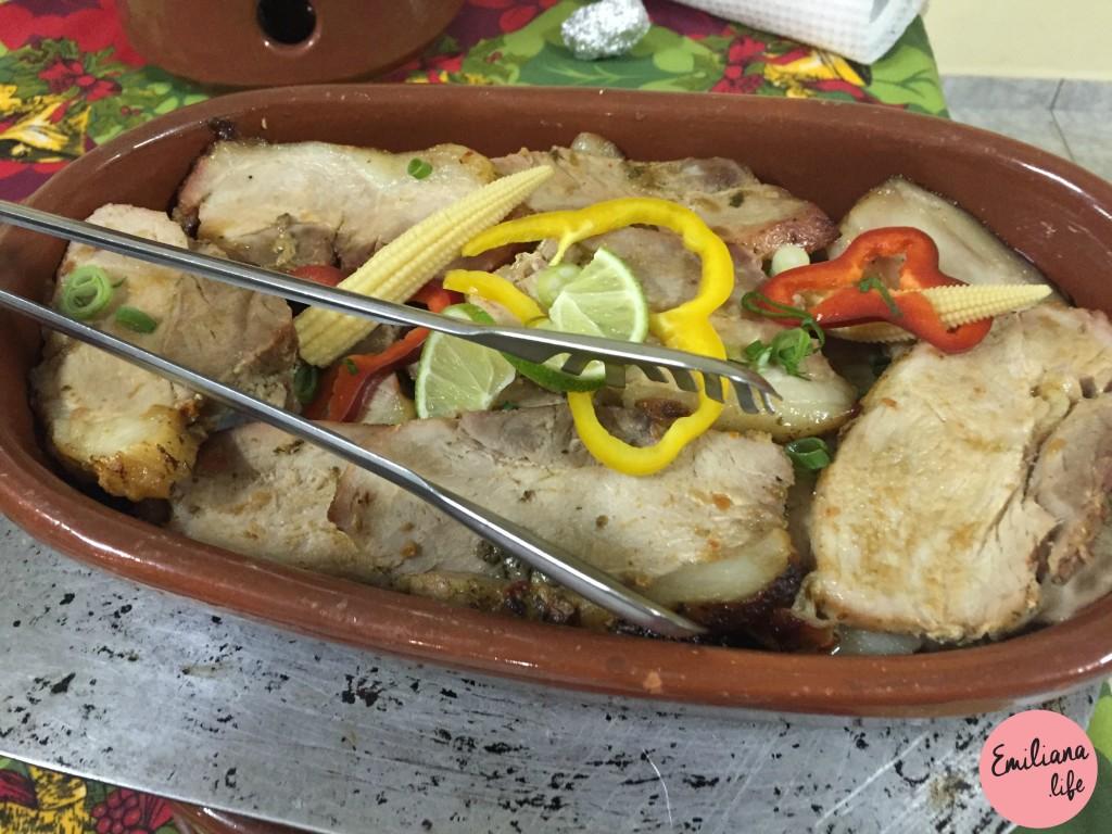 108 carne de porco ceia de natal