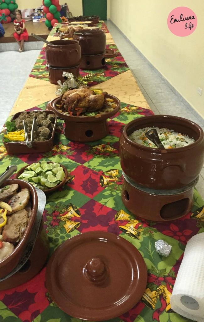 110 mesa comida ceia de natal