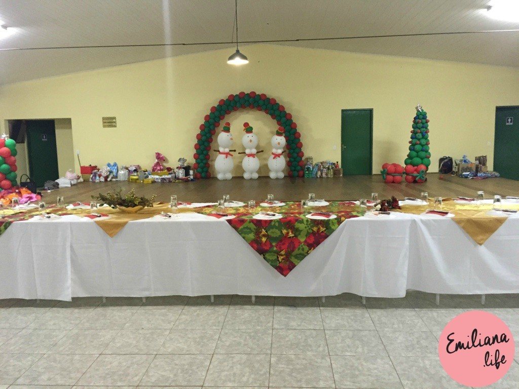 117 decoracao ceia natal