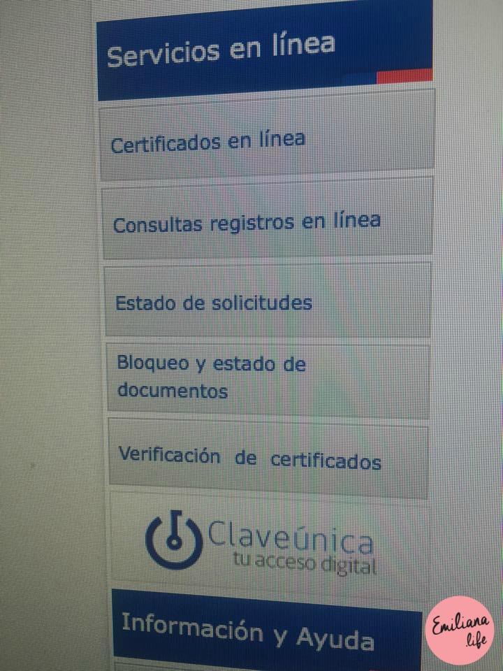 102 registro civil servicios