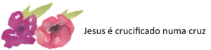 jesus e crucificado