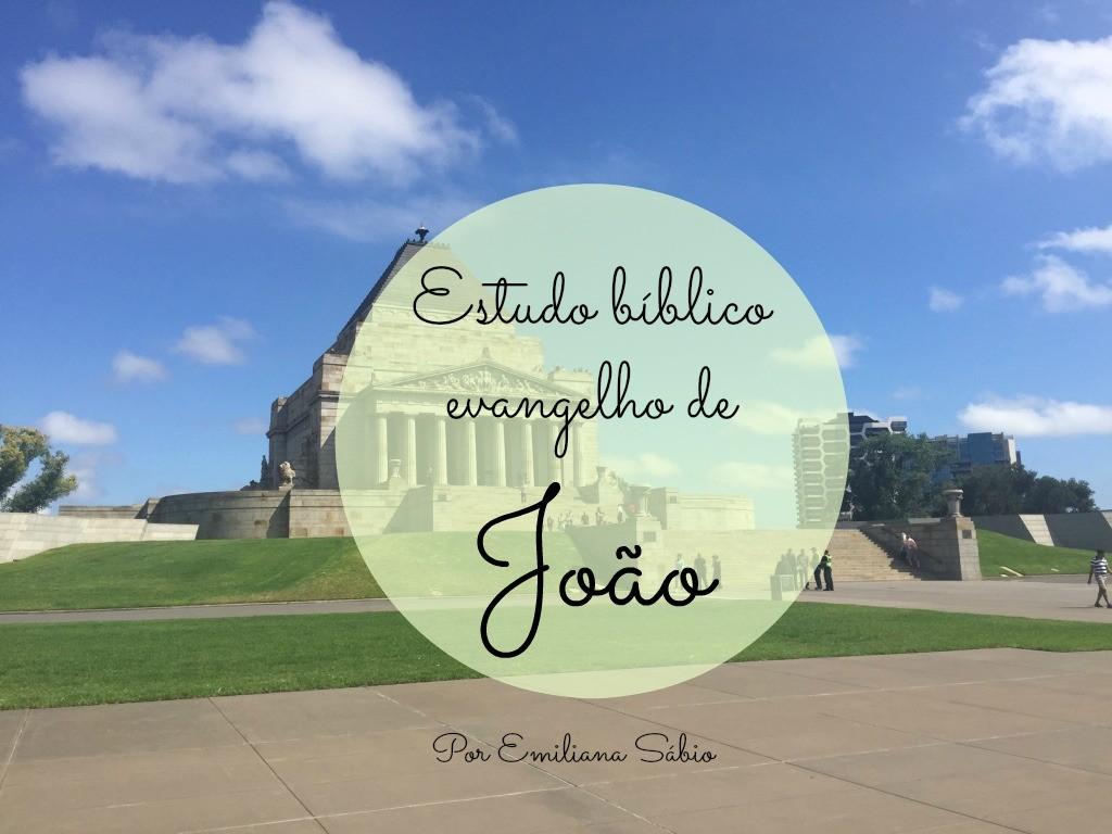 01 estudo biblico evangelho joao 3